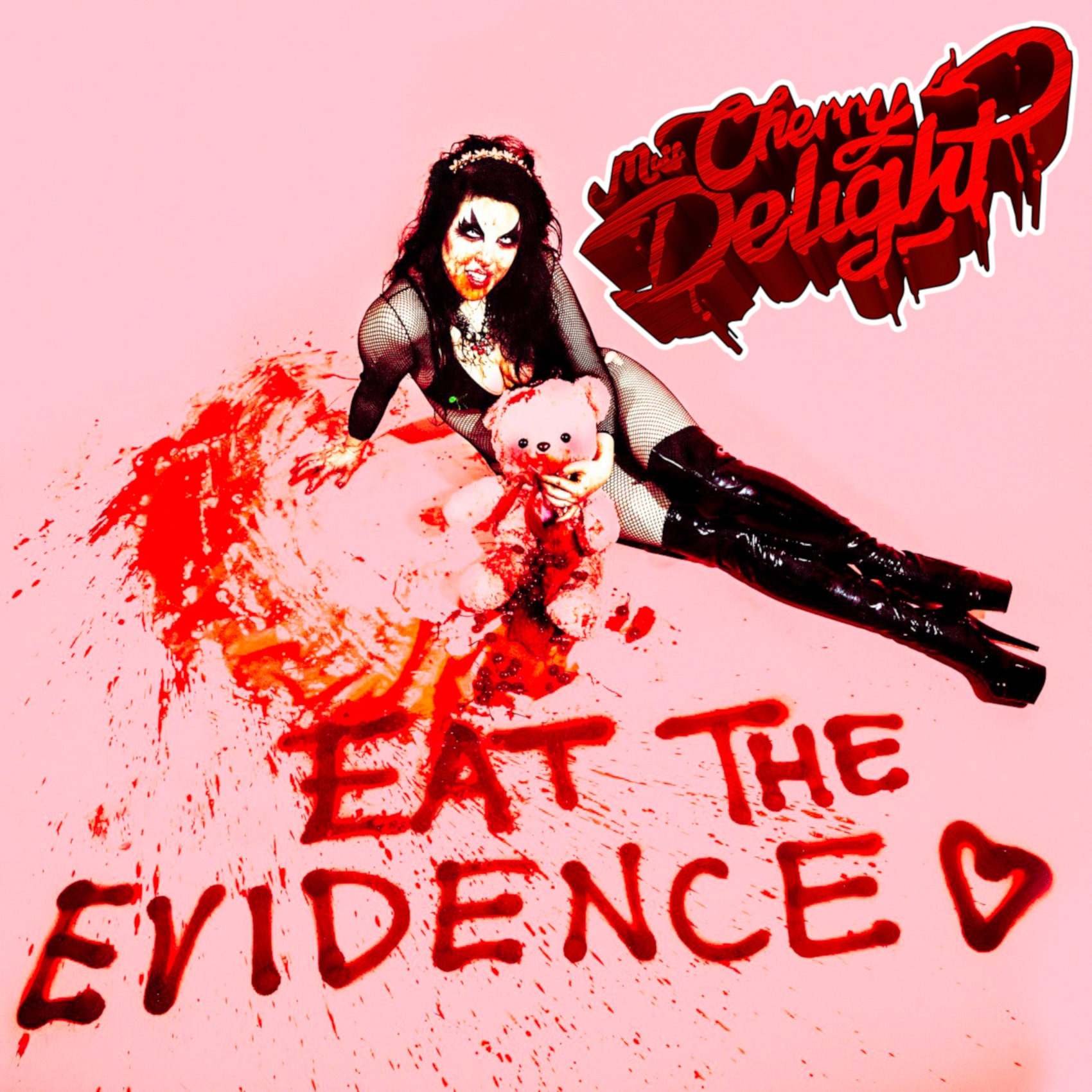 Cover of Eat The Evidence