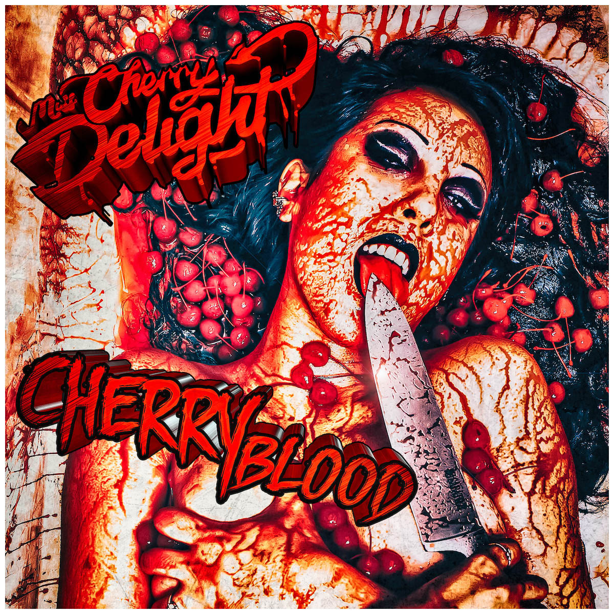 Cover of Cherry Blood